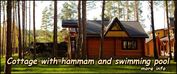 Cottage with hammam and swimming pool