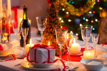 "New Year Eve 2015 celebration in the ""Tsarivka"" restaurant"